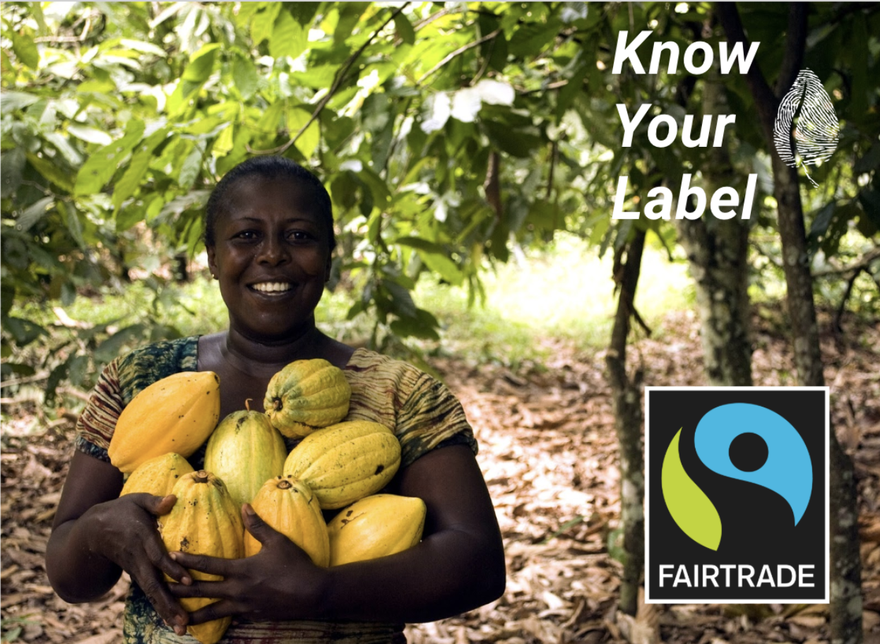 Know Your Label: Fairtrade America