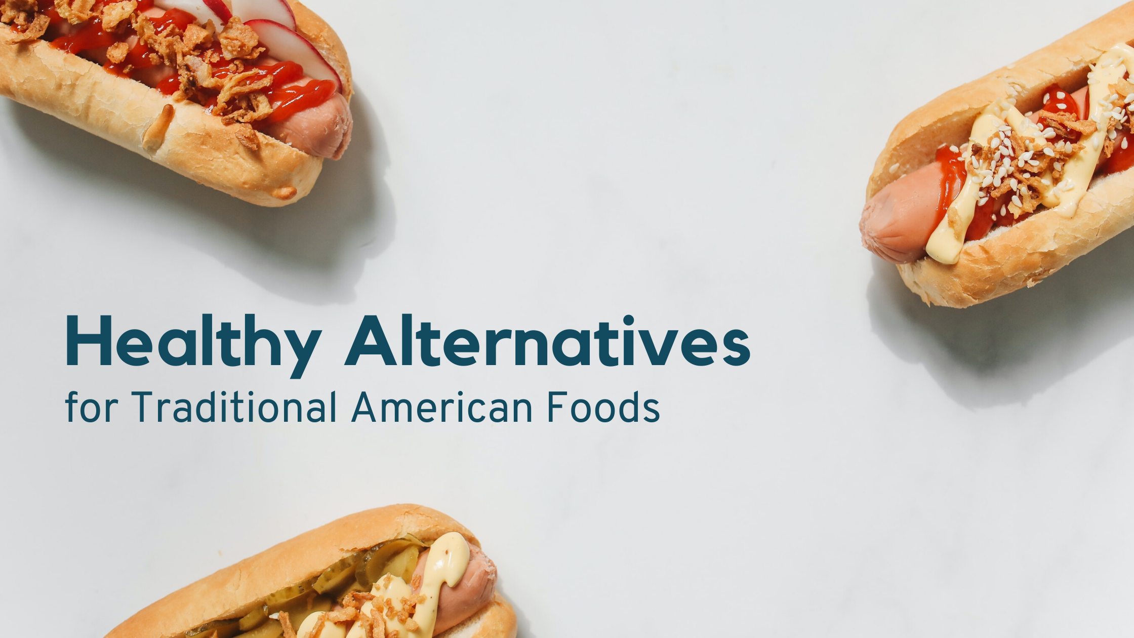 Healthy Alternatives Banner