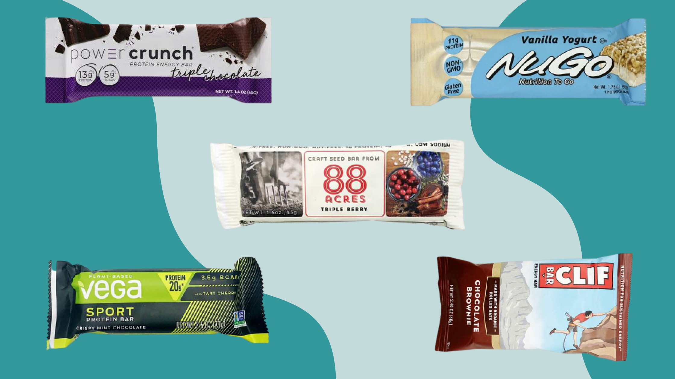 Top 5 Nut Free Protein Bars