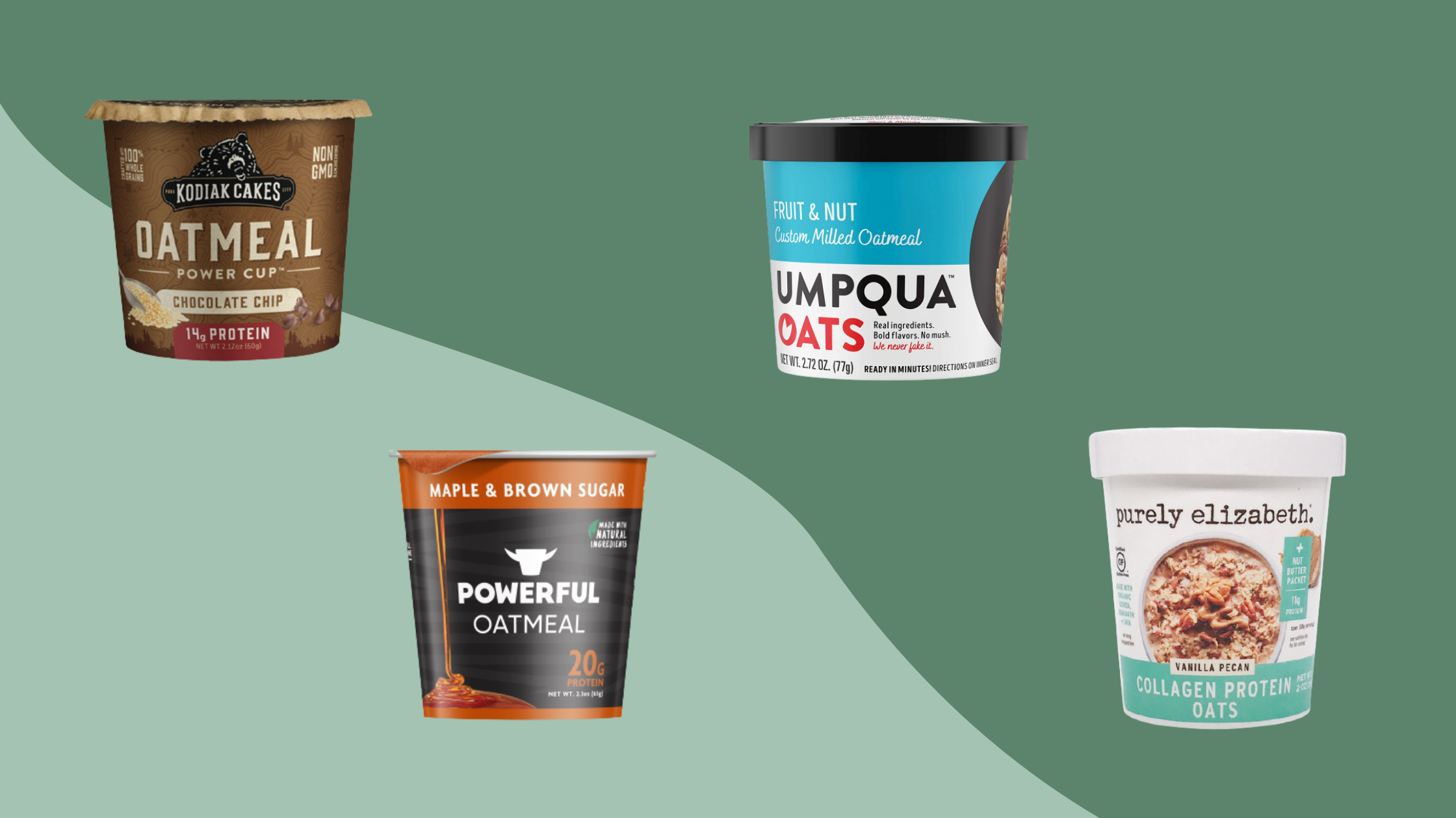 Top 9 High Protein Oatmeal Brands