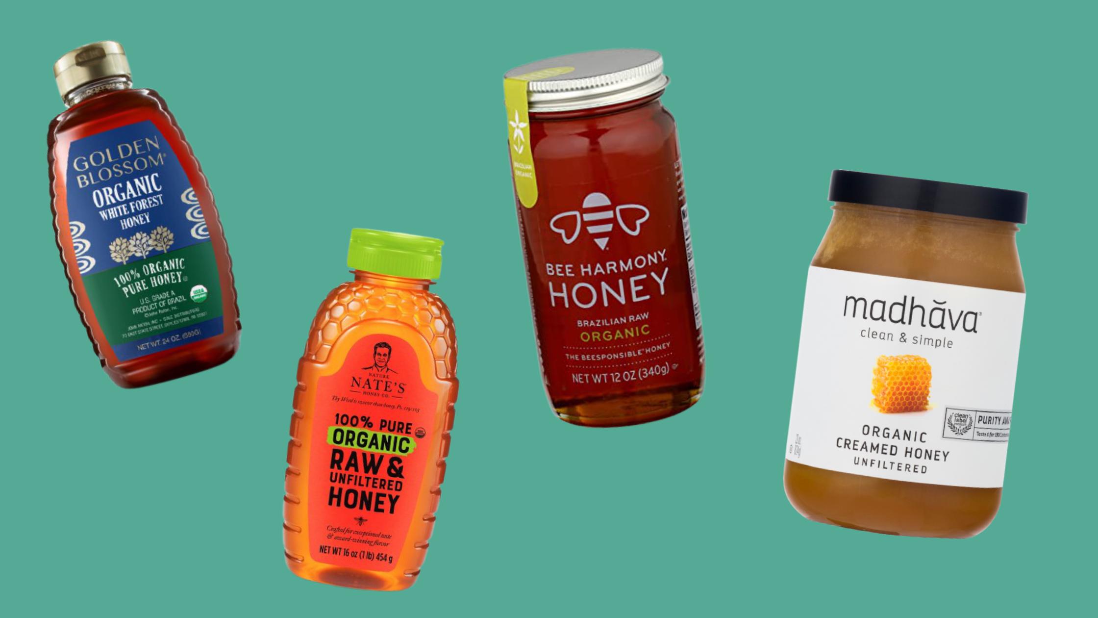 Top 9 Organic Honey Brands