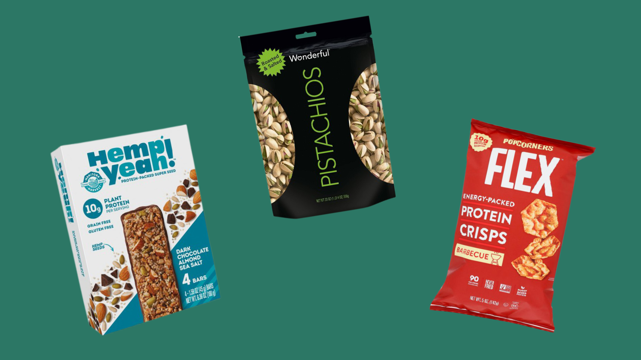 11 Best Portable High Protein Vegan Snacks to Eat During Your Busy Day