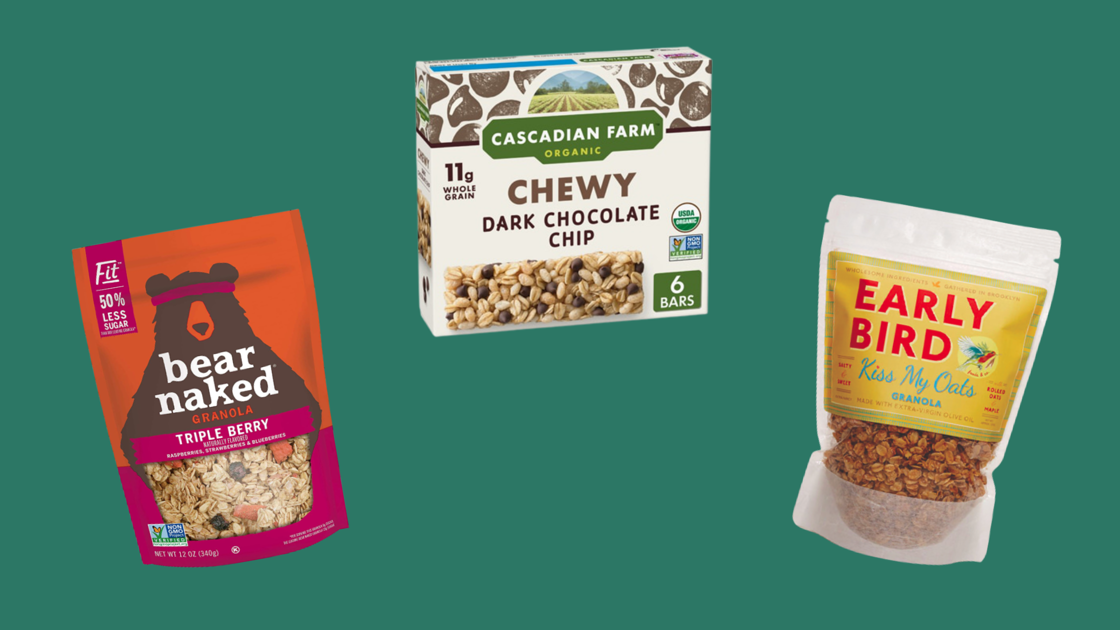 13 Nut-Free Granola Brands To Add To Your Snack Bag