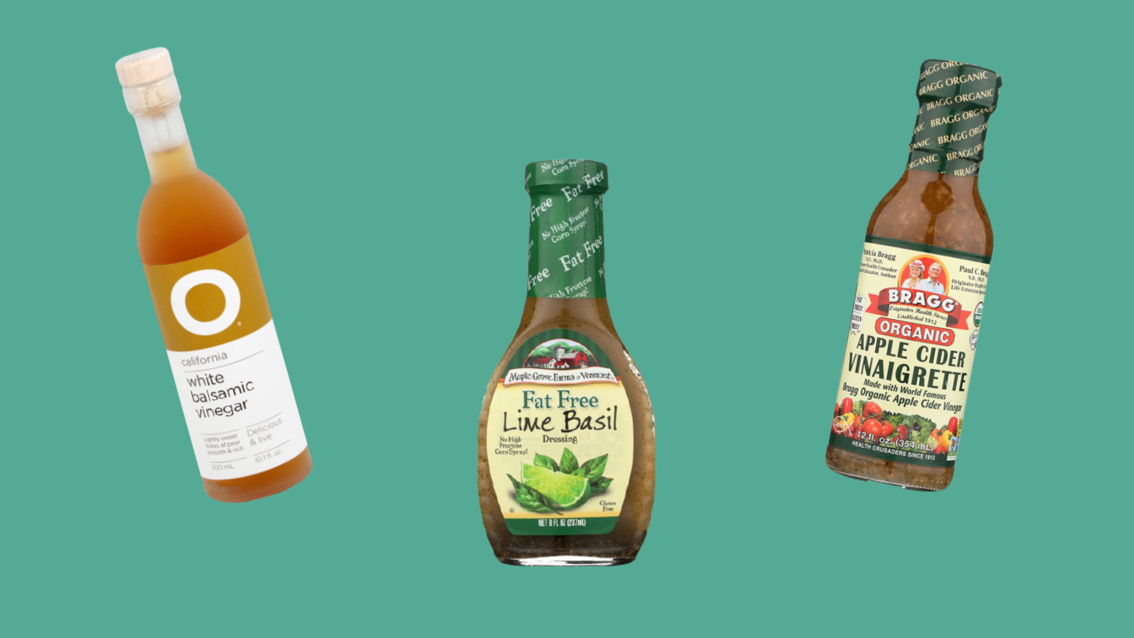 Top 9 Oil-Free Salad Dressing Brands to Find In Stores