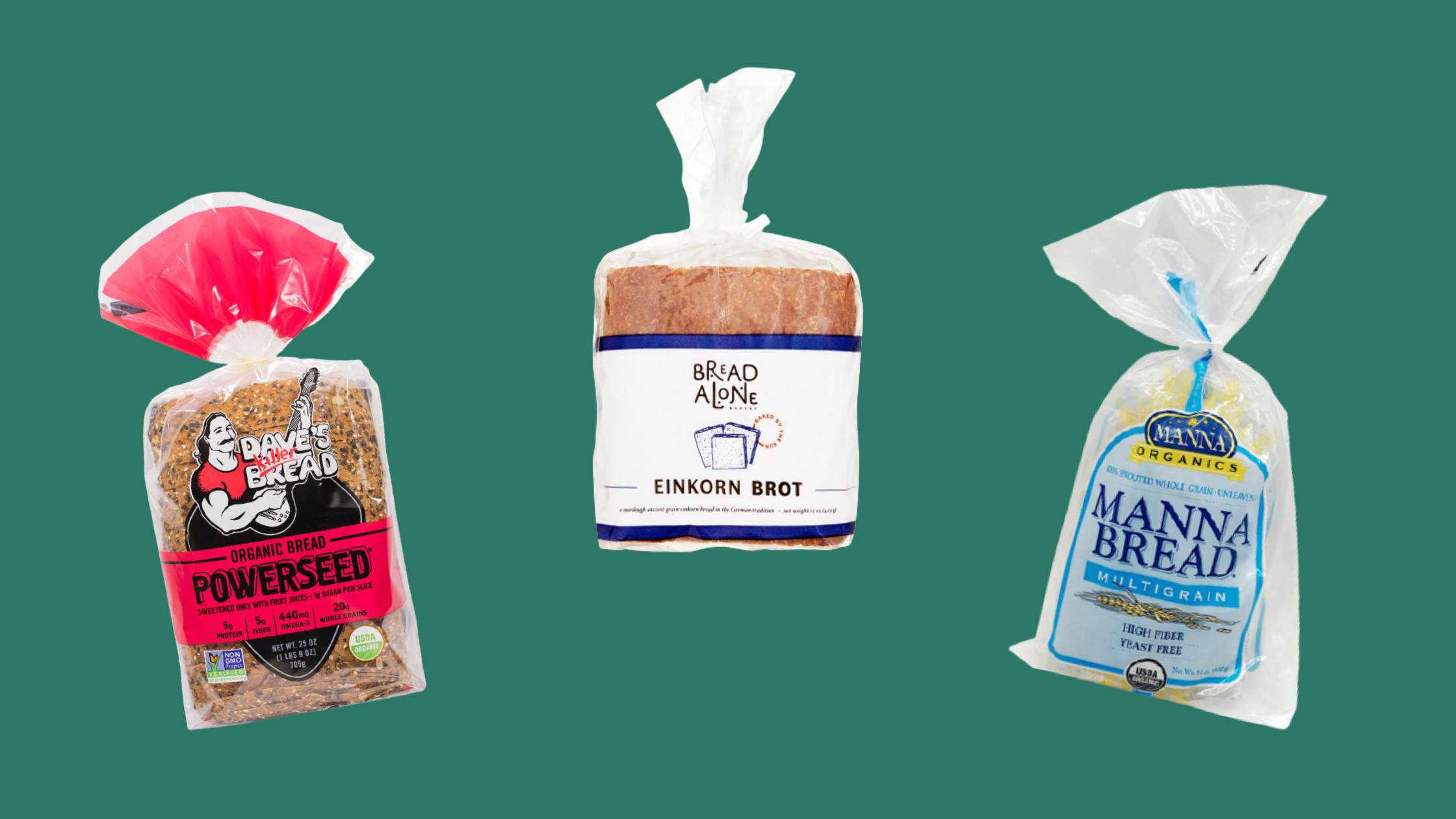 12 High Protein Bread Options To Add To Your Grocery List